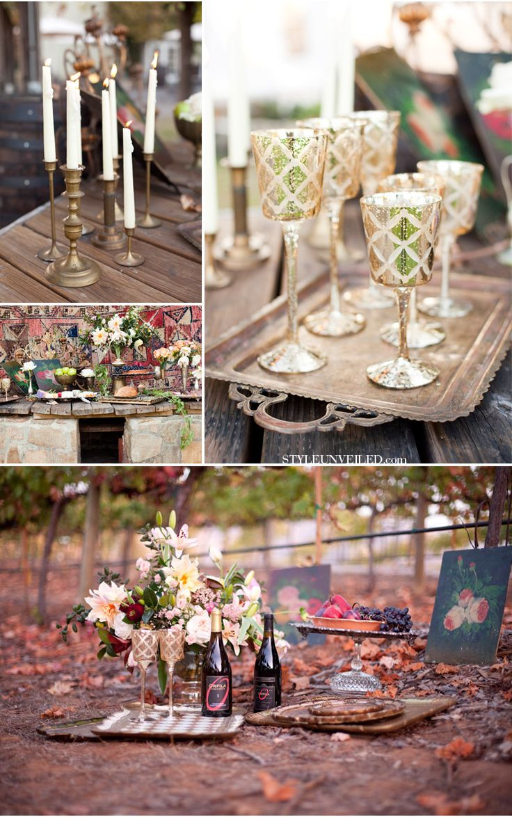 Renaissance Inspiration Dramatic Mix Of Colors And Loveliness