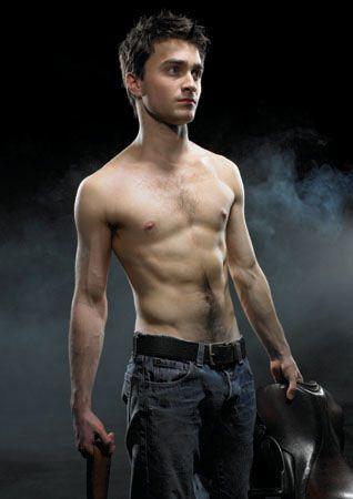 Daniel Radcliff: Geek, Harry Freakin, Things Potter, Freakin Potter, Harry Potter, Random Pin, Hot Boys, Guys Abs, Daniel Radcliffe