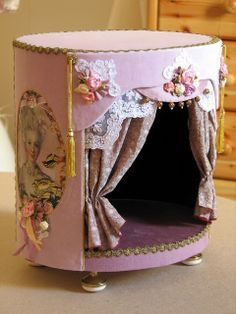 stage...Shabby Chic