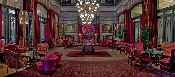 Pera Palace Hotel Jumeirah - Luxury Hotel in Istanbul | Pera Palace