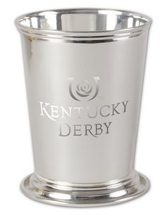 Kentucky Derby Silver Plated Julep Cup: Kentucky Derby One, Derby Ideas, Cup 43 00, 50Th Derby Party, Cup More Ideas, Bluegrass Kentucky