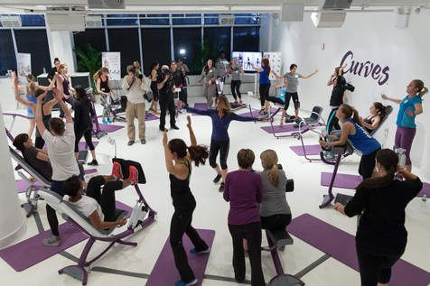 Curves gyms across the country have paired up with celebrity trainer Jillian Michaels to design a workout that uses the principals of interval training to get you working hard.