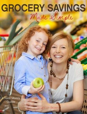 The quick and simple grocery savings system for real moms at www.growingslower.com #savingmoney #groceryshopping