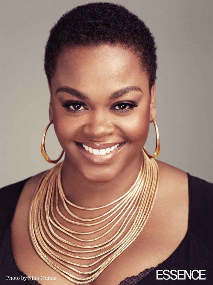 African American Short Natural Hair | SHE RANG: 15min59sec With Jill Scott On Photoshop, Plus Size Shopping ...