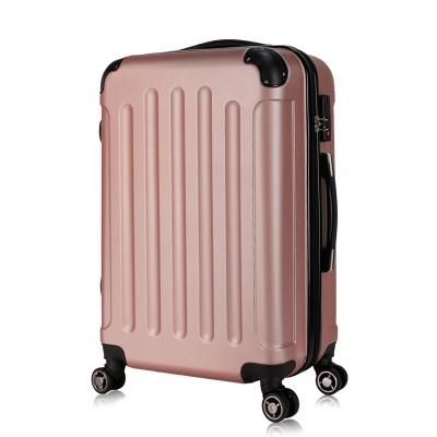 New Fashion Hot! Cheap Rolling Luggage Spinner Trolley 24inch Women Suitcase Travel bag 20inch Boarding Box 22/26 inch Men Trunk