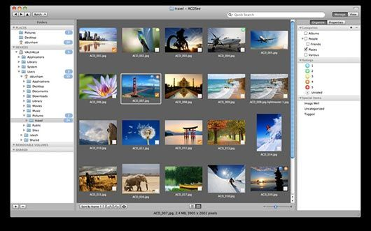 Amazing Photo Asset Management using ACDSee Mac App