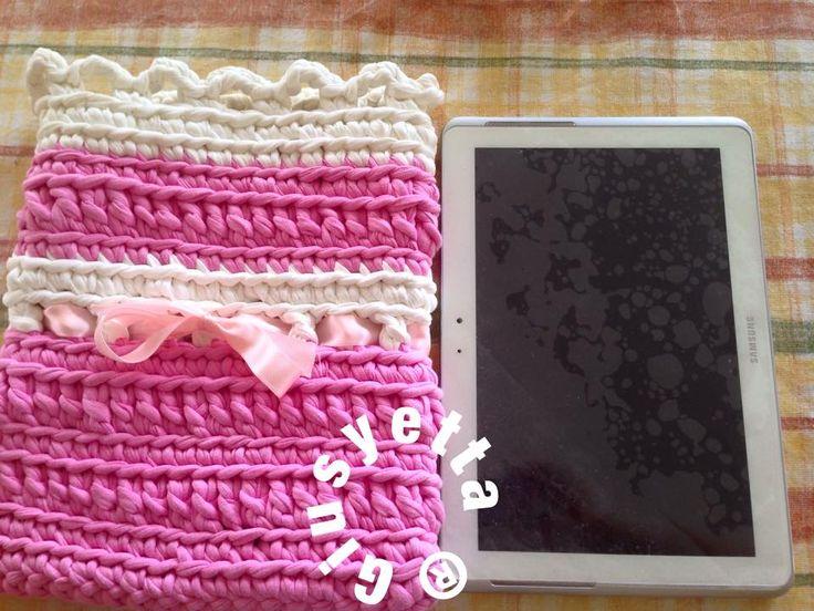 Case tablet - Fatta a mano 100 % made in Italy - per info ordinazione e spedizione : handmadewithlove_g@outlook.com