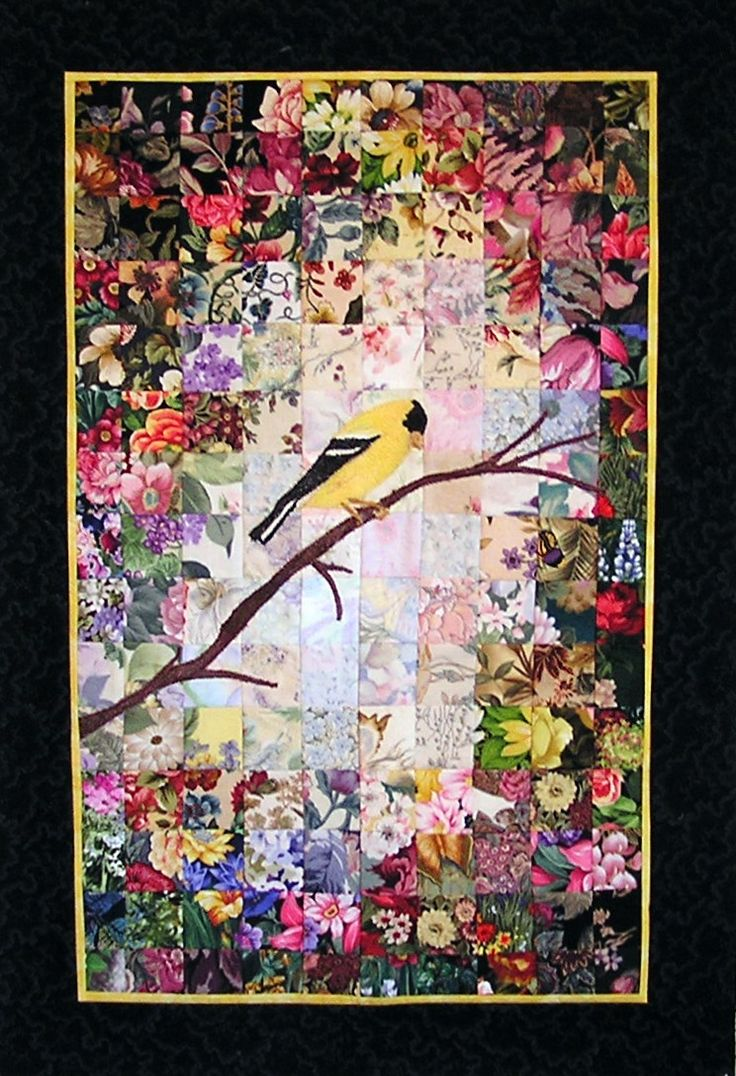 Stitchin' Therapy: Watercolor Quilts the most amazing quilt I have ever seen!