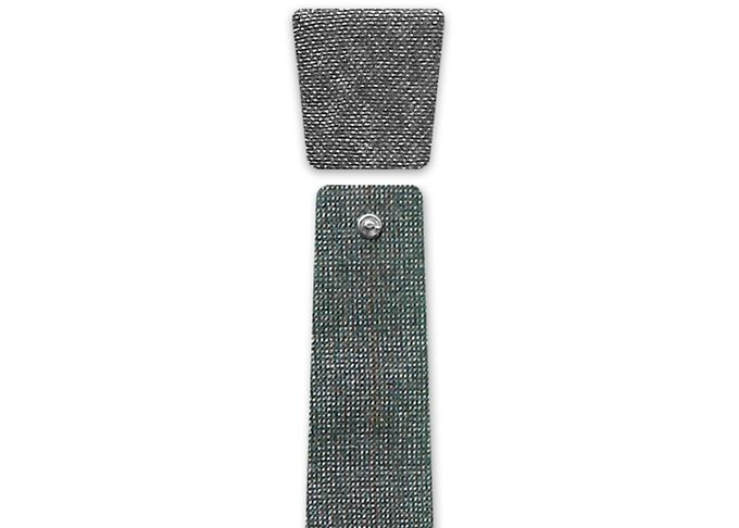 Eclepti Dangle_Cool Wool_100% wool  #modular #accessory #neckwear #madeinitaly #noknots #tie #cravatta #man #style #double #side #eclectic #eclepti #wool