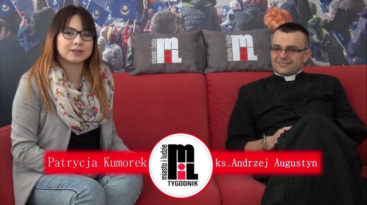 Rozmowa z ks. Andrzejem Augustynem