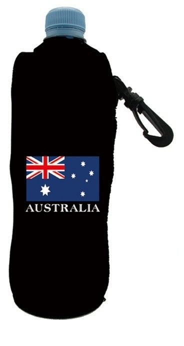 Australia Day Flag Bottle Cooler Accessories