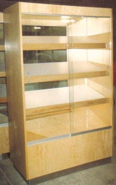 Mejores 31 im genes de muebles y mobiliario para panader a - Mostradores de cocina ...