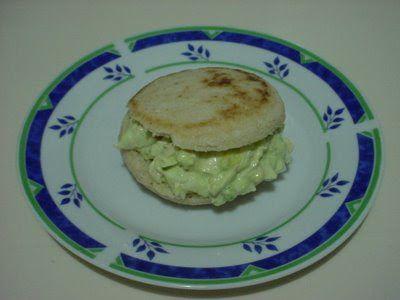 libre arepa reina pepiada venezuelan arepas chicken avocado salad ...