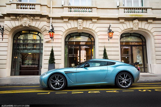 Aston Martin V12 Zagato by Tex Mex r