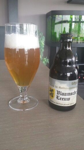 Vlaamsche Leeuw Tripel