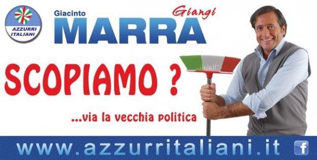 Quanta elevata retorica è rimasta nella politica italiana...