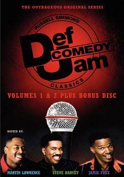 Def Comedy Jam Classics: Volumes 1 & 2 Plus Bonus