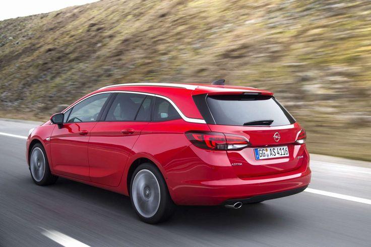 opel astra  | Opel Astra Sports Tourer 1.4 Turbo 150 Innovation (Break ...