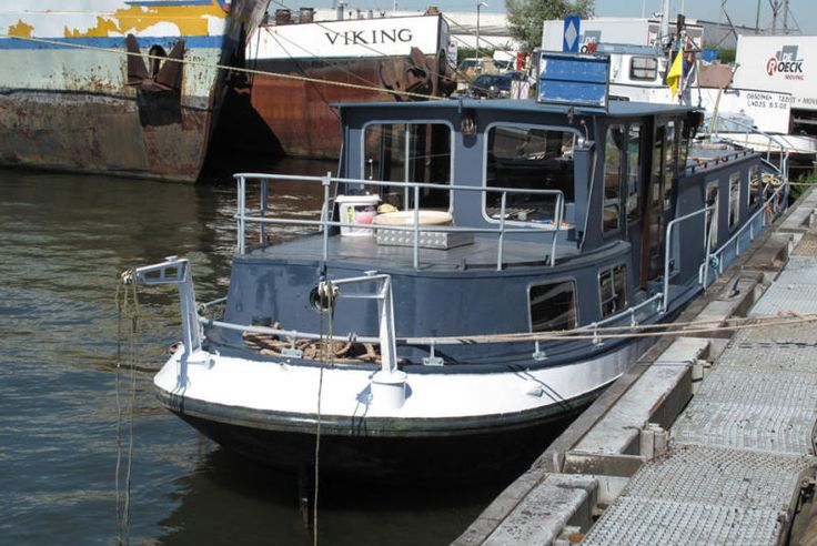Boats for sale Belgium, boats for sale, used boat sales, House Boats For Sale 1927 Luxe Motor 1948 - 360707 - Apollo Duck