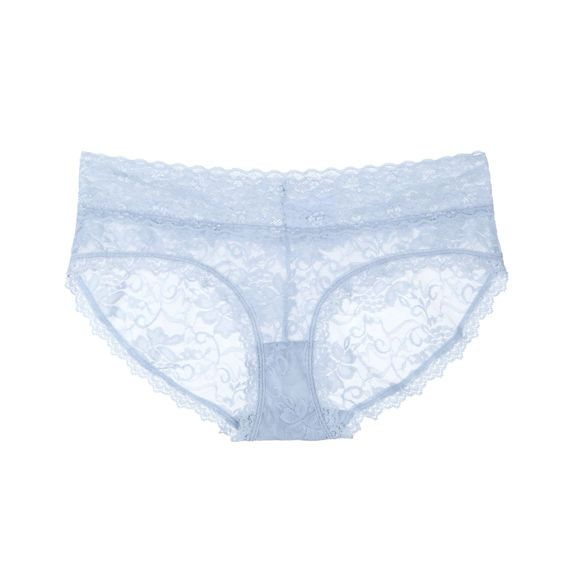 Arctic Ice True&Co. Best Lace Hipster Ever Panty