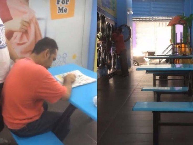 Wanita Ini Kongsi Pengalaman Seorang Lelaki Sanggup Tunggu Di Kedai Dobi Untuk Mencuri Dan Mencium Pakaian Dalam Wanita http://ift.tt/2tHnSgv