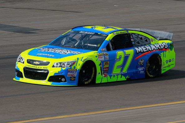Paul Menard Car | Paul Menard Paul Menard, driver of the #27 Pittsburgh Paints/Menards ...