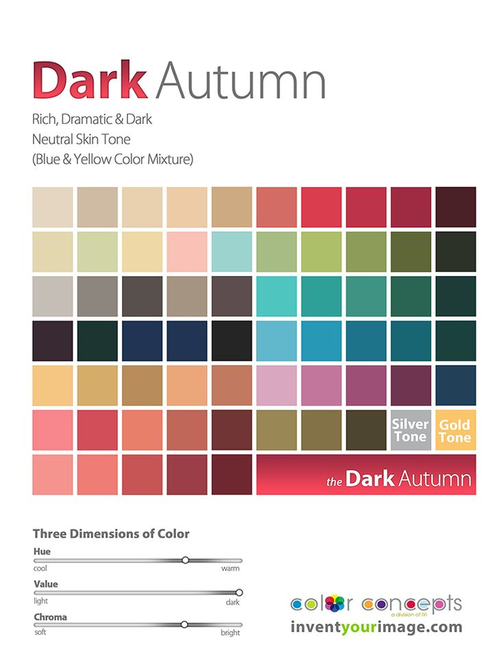 """women dark autumn - """"cheating"""" on dark spring"""