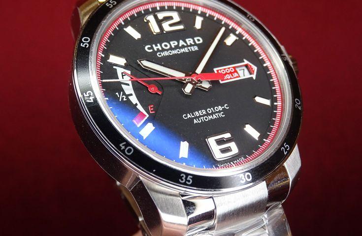 #Chopard Mille Miglia GTS Power Control brazalete y esfera