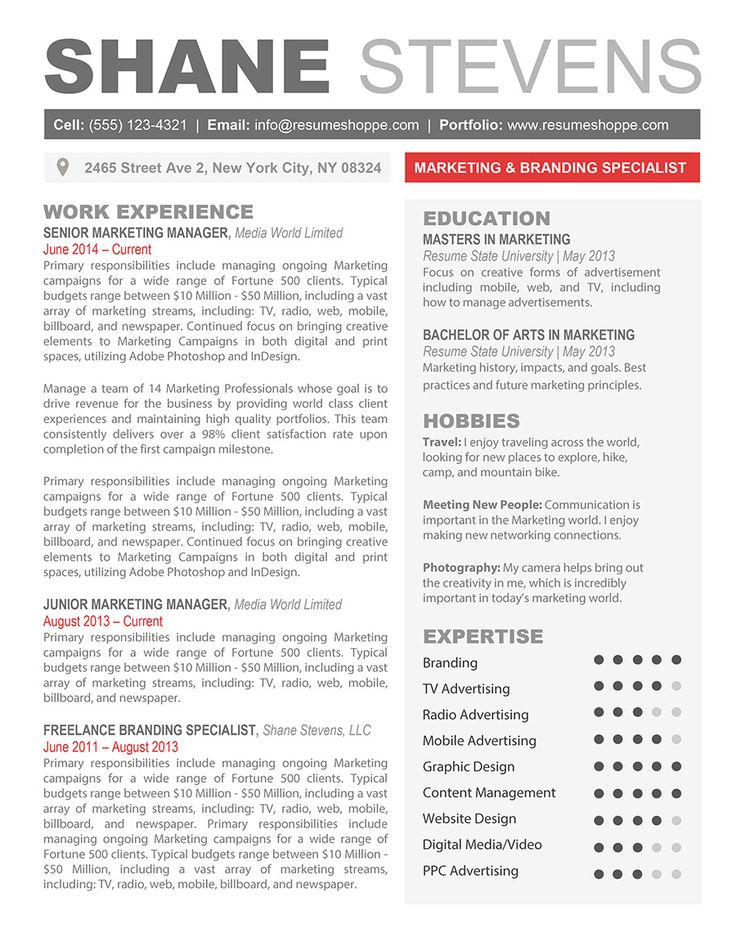 modern resume template free word 57 modern free resume templates for mac elegant - Free Creative Resume Templates For Mac