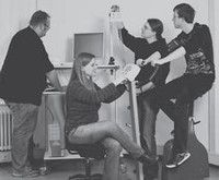 Medizininformatik (B.Sc.)    Fachhochschule Kaiserslautern  Die Medizininformatik zählt zu den Schlüsseltechnologien der Zukunft. Sie ist ein ausgeprägt interdisziplinäres und anwendungsorientiertes Fachgebiet der Informatik. Für die spannenden Aufgabengebiete braucht man sowohl das Wissen der Informatik als auch Kenntnisse aus Medizin, Natur- und Ingenieurwissenschaften. – Valentin Peter