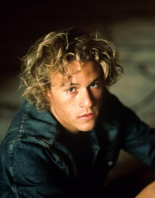 Heath Ledger: seriously one of the best (and hottest) guys (and actors) ever.