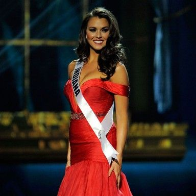 Miss Indiana Mekayla Diehl on body image, working out, and how to rock a bikini and heels (on live TV!)