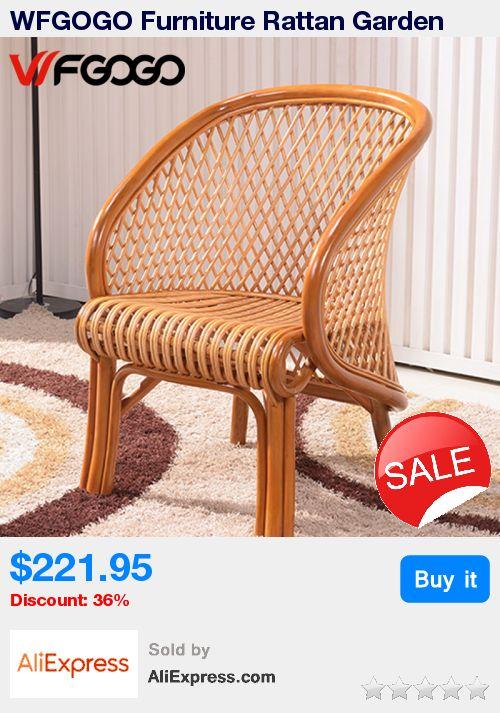 WFGOGO Furniture Rattan Garden Chairs,Tables Indoor-Outdoor Restaurant Stack Coffee Tables Weather Outdoor * Pub Date: 01:26 Jun 28 2017