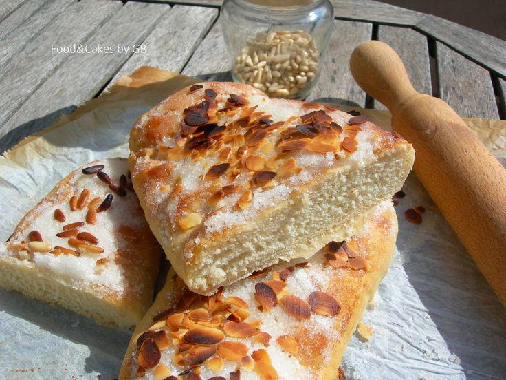 FOOD & CAKES: Coca de panadero con azúcar - Coca de forner de sucre (Thermomix y tradicional)