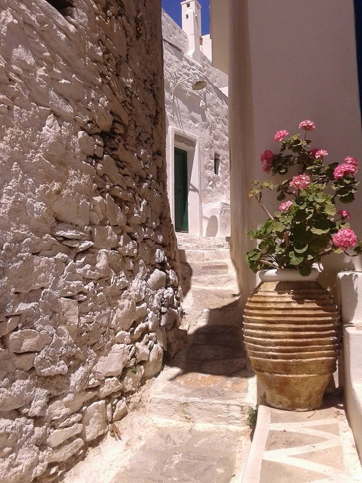 Amorgos, Greece / Photo by Elli Bobou