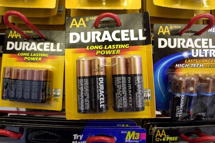 BatteriesBuy batteries in bulk from big box stores or online. They get marked up in the checkout aisle. Photo: STEVEN SENNE, Associated Press / AP2001