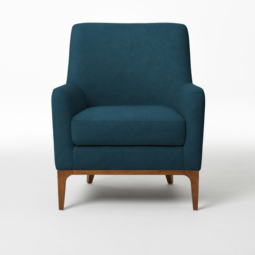 Sloan Upholstered Chair - Solids | west elm