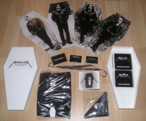 Metallica Death Magnetic (The Box Magnetic)