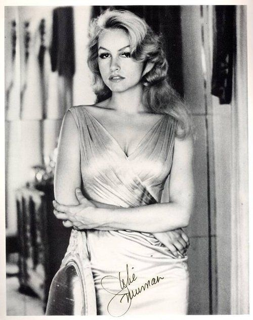 honey-rider:  Julie Newmar, 1965