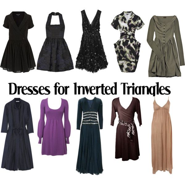 41 Best Body Type Clothes Images On Pinterest Body Types Inverted Triangle Body And Triangle