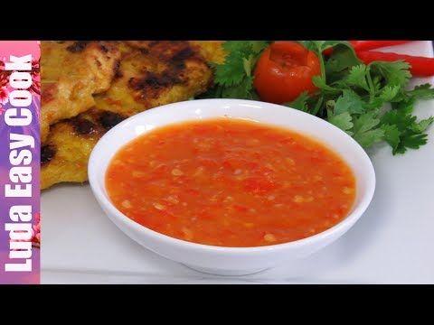 (304) ВКУСНЫЙ ТАЙСКИЙ СОУС к Мясу Рыбе и Овощам Соус для гриля |SAUSE BBQ Recipes - YouTube
