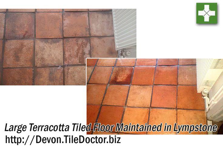 50 Best Terracotta Tile Cleaning Images On Pinterest