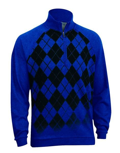 @Helen Ashworth Golf Company French Terry Argyle Pullover, Golf Gifts for the Holidays Photos | GOLF.com