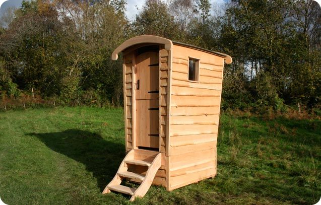 A smaller composting toilet