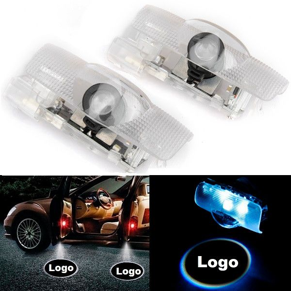 5W LED Door Welcome Emblems Light With Car Logo for Toyota Special