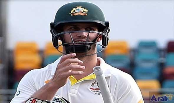 Australia's Mitchell Marsh faces nine months on…