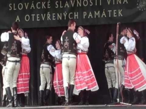Moravsky folklor -Moravian folklore  cimbalova muzika Kunovjan