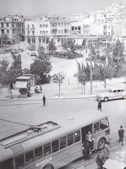 1953 ~ Kipseli neighbourhood, Athens