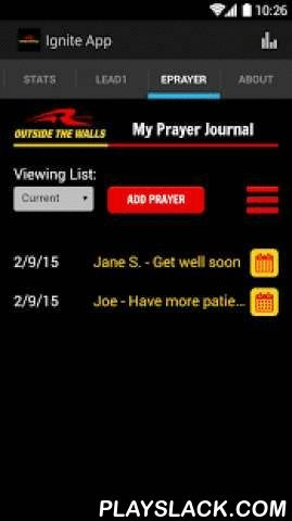 ROTW Ignite Your Life  Android App - playslack.com ,  Revival Outside the Walls (www.ROTW.com) is a non-clergy/lay lead resource that ignites and launches passive Christians into the exciting world of intentional faith sharing. The ROTW app provides constant help to: (1) Capture and remind you of every prayer commitment you make with phone alerts for time-sensitive prayer needs(2) Keep you focused on faith sharing opportunities with inspiring 60 second messages guaranteed to ignite you into…