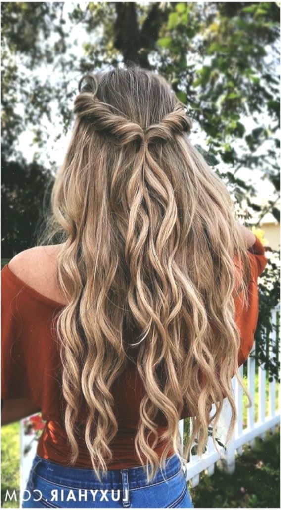 36 Cute And Easy Long Hairstyles For Winter And Spring Page 30 Of 36 Einfachefrisuren Cuteeasyh Hair Styles Easy Hairstyles For Long Hair Spring Hairstyles